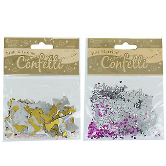 Wedding Celebration Confetti Table Decoration 14g