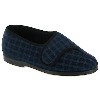 GBS Hamish Touch Fastening Bootee / Mens Slippers / Mens Bootee