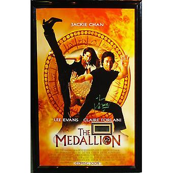 The Medallion - Signed Movie Poster