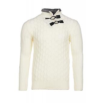 Tazzio fashion Emimay pullover men's Undershirts white