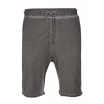 JUNK YARD Palma shorts men's leisure shorts grey used look