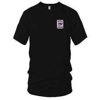 US Armee - 7. Bataillon 101st Airborne Aviation Regiment C Co gestickt Patch - Kinder T Shirt