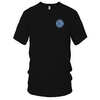 US Fish & Wildlife Service geborduurd Patch - Mens T Shirt