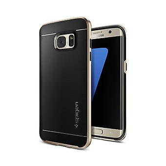 Spigen Neo Hybrid for Galaxy S7 Edge champagne gold
