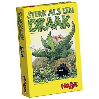 HABA-fort comme un Dragon