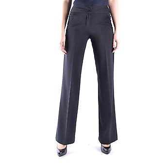 Marithé + François Girbaud ladies MCBI200005O black polyester pants