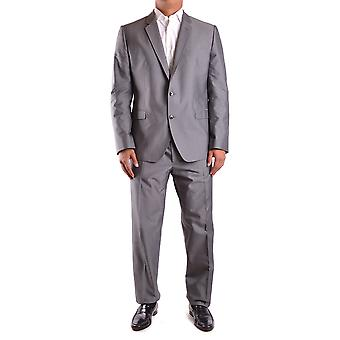 Dolce E Gabbana men's MCBI099163O grey cotton suit