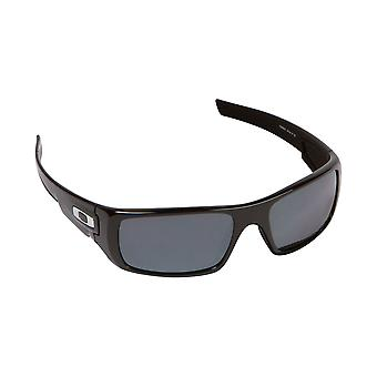 Best SEEK Polarized Replacement Lens Oakley CRANKSHAFT Black Iridium Blue Mirror