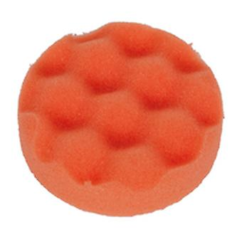 Sealey Ptcchw80O Buffing & Polishing Foam Head 80 X 25Mm Orange/Firm