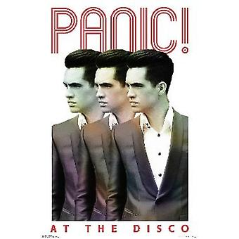 Panic At The Disco Repeat Poster Print (24 x 36)