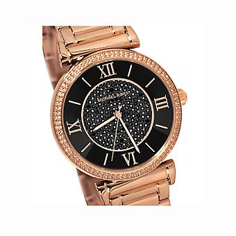Michael Kors dam Rose Gold Watch MK3356