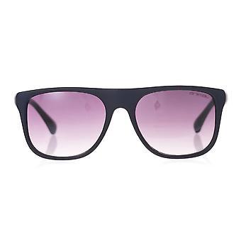 Animalske Flash solbriller - mat blå / røg
