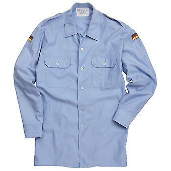 Genuine Issued German Naval Long Sleeve Shirt