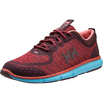 Helly Hansen Womens/dames HP kustlijn F-1 Lace Up zeilen Trainers
