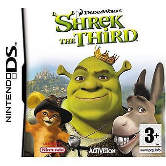 Shrek tredje (Nintendo DS)
