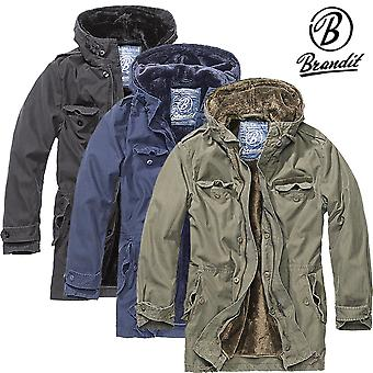 Brandit BW men's parka jacket