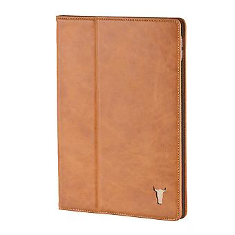 Ipad Mini 1, 2 & 3 Usa Tan Leather Smart Cover