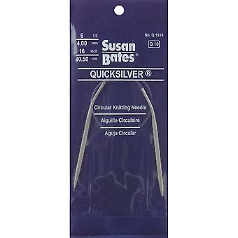 Quicksilver Circular Knitting Needles 16