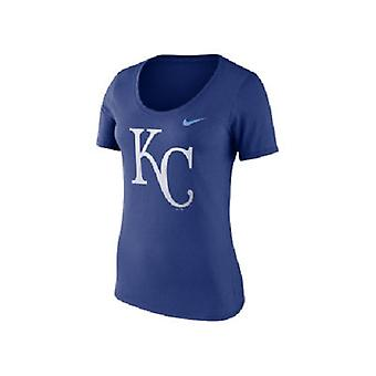 Kansas City Royals MLB Nike Team Scoop Tee