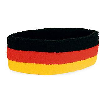 Headband FAN article soccer World Cup Germany colors