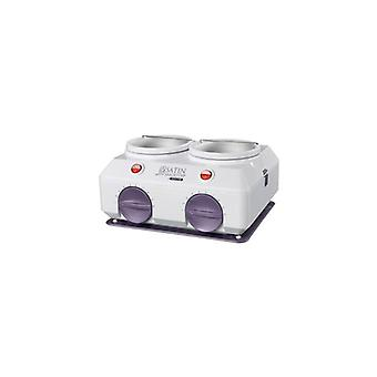 Babyliss Babyliss Pro Satin Smooth Double Wax Heater BAB8827U