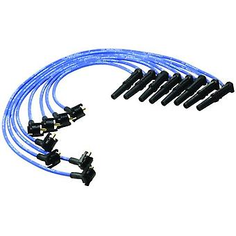 Ford Racing M12259C462 Ignition Wires, Blue
