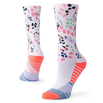 Stance Chipper Crew Training Socks - Pink