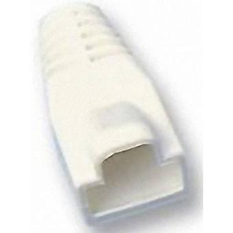N/A MHRJ45SRB-W White MH Connectors