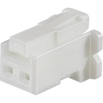 JST Socket enclosure - cable Total number of pins 4 Contact spacing: 2 mm PAP-04V-S 1 pc(s)