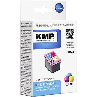 KMP Ink replaced HP 62 Compatible Cyan, Magenta, Yellow H161 1741,4830