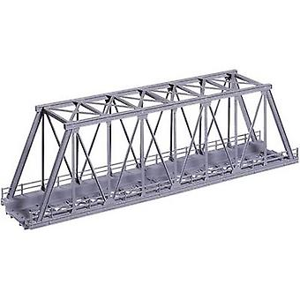 NOCH 21320 H0 Box Bridge, (L x W x H) 360 x 70 x 106 mm