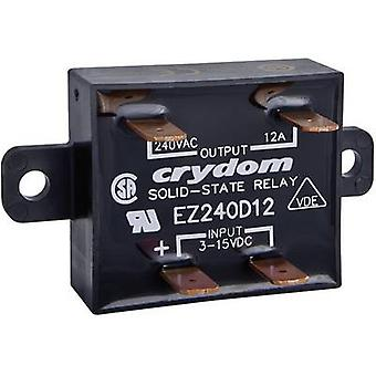 Crydom SSR 1 pc(s) EZ240D5 Current load (max.): 5 A Switching voltage (max.): 280 V AC Zero crossing