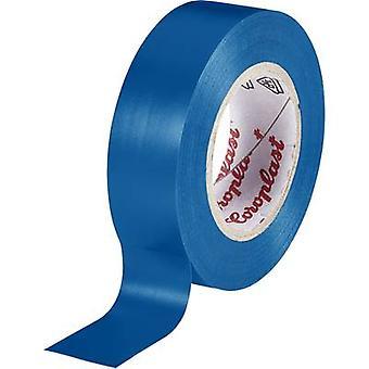 Coroplast 302 Electrical tape Blue (L x W) 10 m x 19 mm 1 Rolls