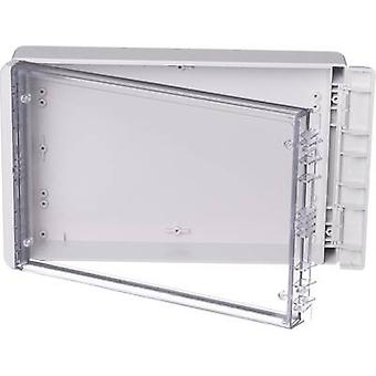 Bopla Bocube B 261706 PC-V0-G-7035 Wall-mount enclosure, Fitting bracket 170 x 271 x 60 Polycarbonate (PC) Grey-white (RAL 7035) 1 pc(s)
