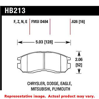Hawk 'Performance Street' Brake Pads HB213F.626 Fits:CHRYSLER 1995 - 1995 SEBRI