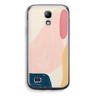 Samsung Galaxy S4 Mini przezroczyste etui - Sobota przepływu