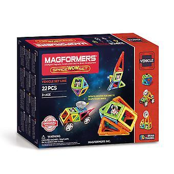 Magformers Ruimteset, 22dlg.