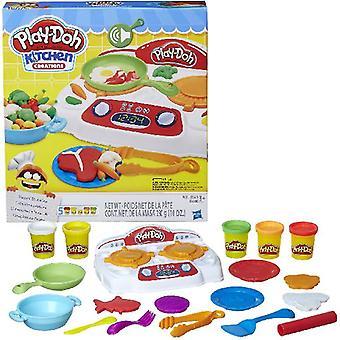 Hasbro Play-Doh kookplaat