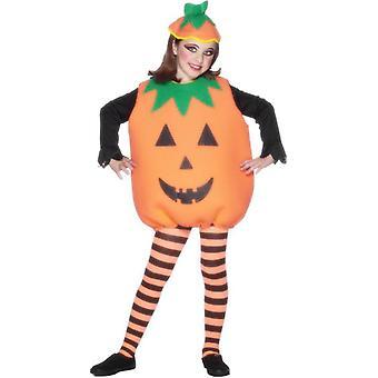 Smiffy のかぼちゃ衣装子供