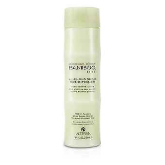 Alterna Bamboo Shine leuchtenden Glanz Conditioner (für starke brillant glänzendes Haar) - 250ml/8,5 oz