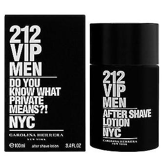 Carolina Herrera 212 Vip Men Aftershave (Hygiëne en gezondheid , Scheren , Aftershave)