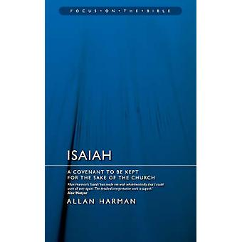 Isaiah by Allan Harman - 9781845500535 Book