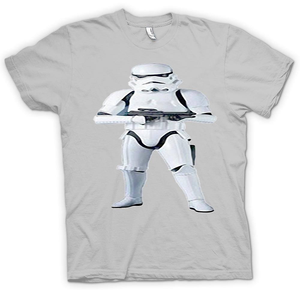 Mens T-shirt-Star Wars - Storm Trooper - Film