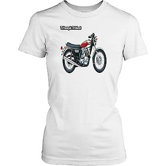 Triumph Trident Ladies T Shirt