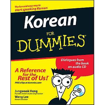 Réservez coréen pour les nuls par Jungwook Hong - Wang Lee - 9780470037188