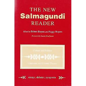 The New  -Salmagundi - Reader by Robert Boyers - Peggy Boyers - Stanley