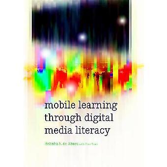 Mobiel leren via de digitale Media-educatie door Universitaria S. De Abreu