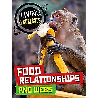 Levande processer: Mat relationer och Webs