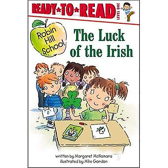 The Luck of the Irish (Robin Hill School Ready-To-Read)