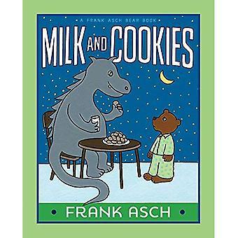 Milk and Cookies (Frank Asch Bear Book)